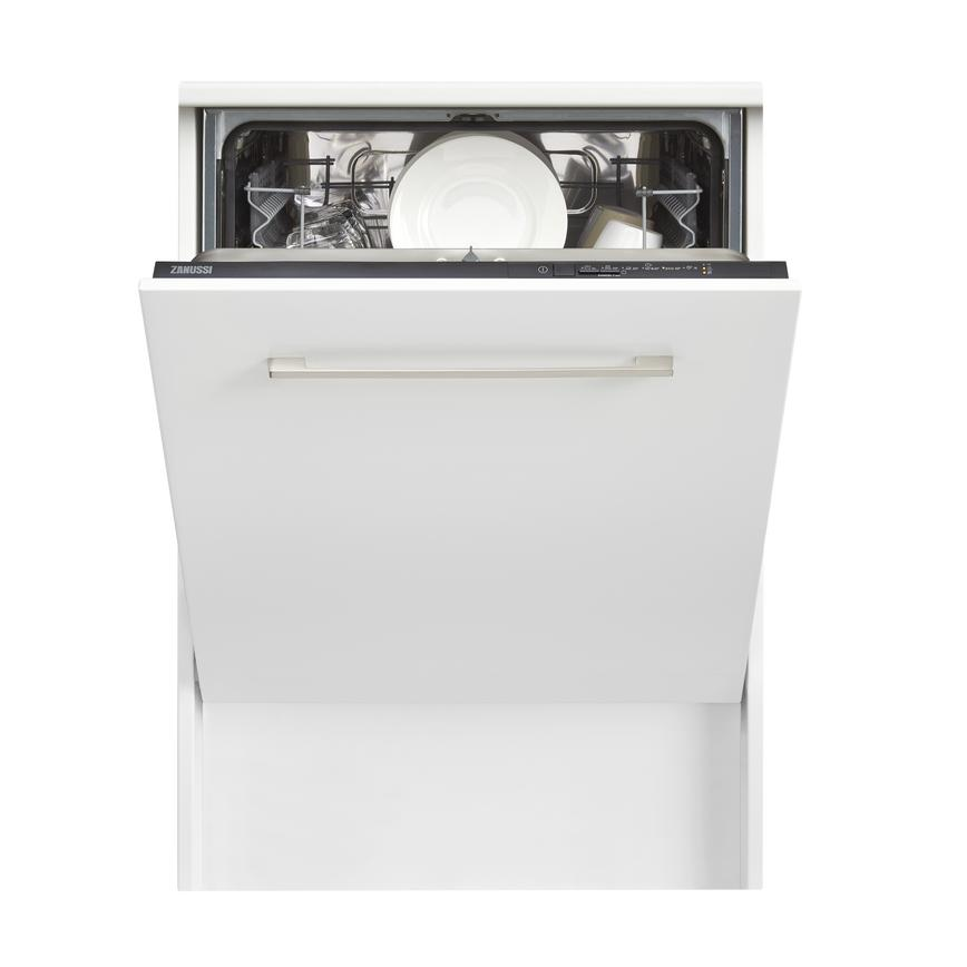 Zanussi ZDT22003FA Integrated Full Size White Dishwasher