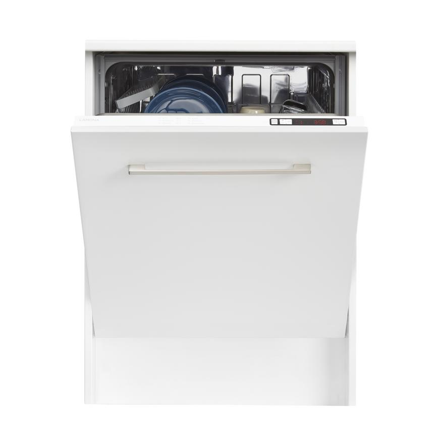 Lamona LAM8606 Integrated Full Size White Dishwasher
