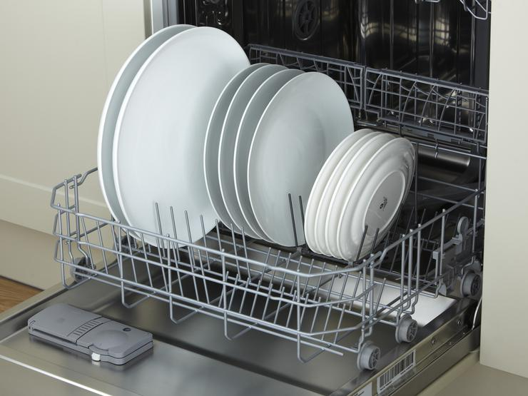 Lamona Eco Deluxe Fully Integrated Dishwasher - Plate Size Diameter