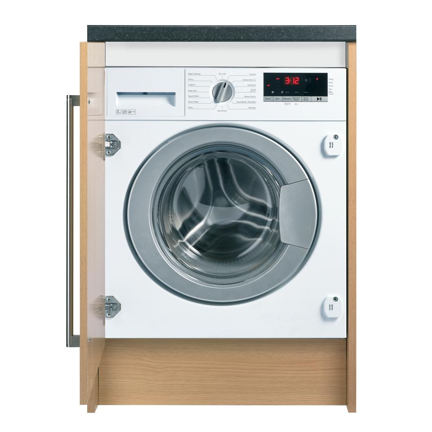 Lamona LAM8702 Integrated 7Kg 1200rpm White Washing Machine