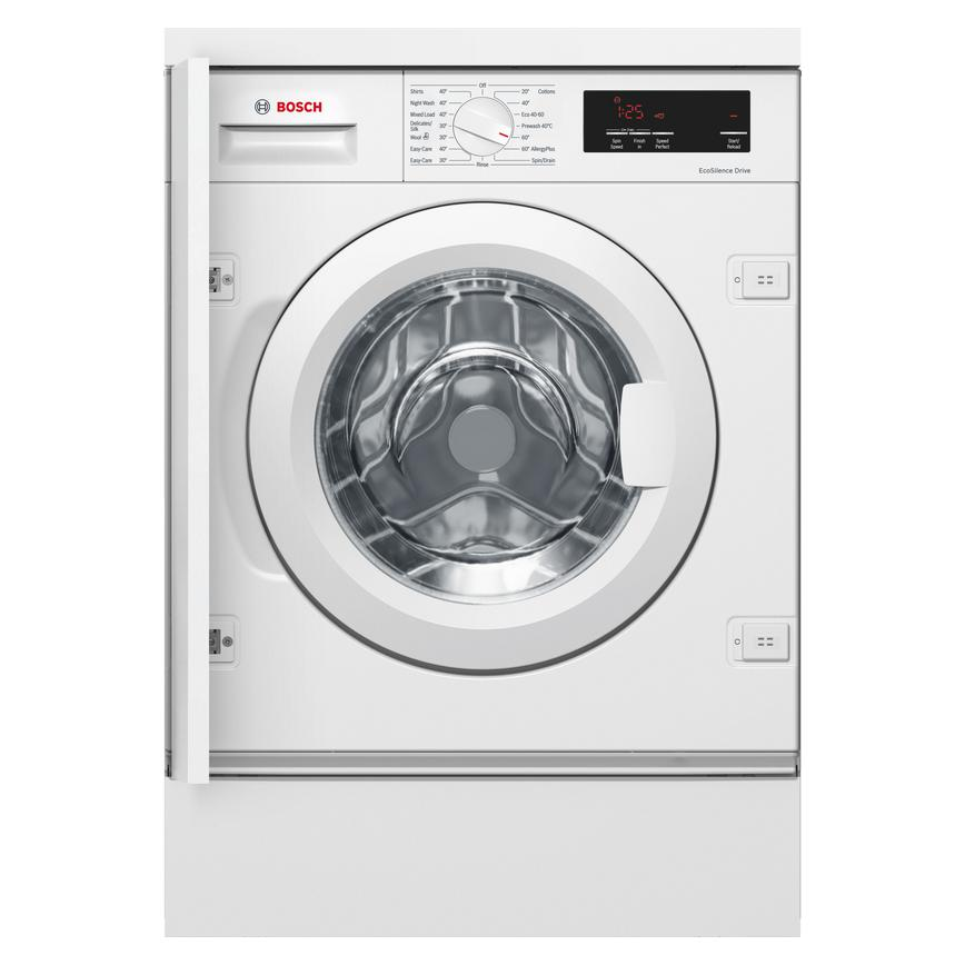 Bosch WIW28301GB Integrated 8KG White Washing Machine