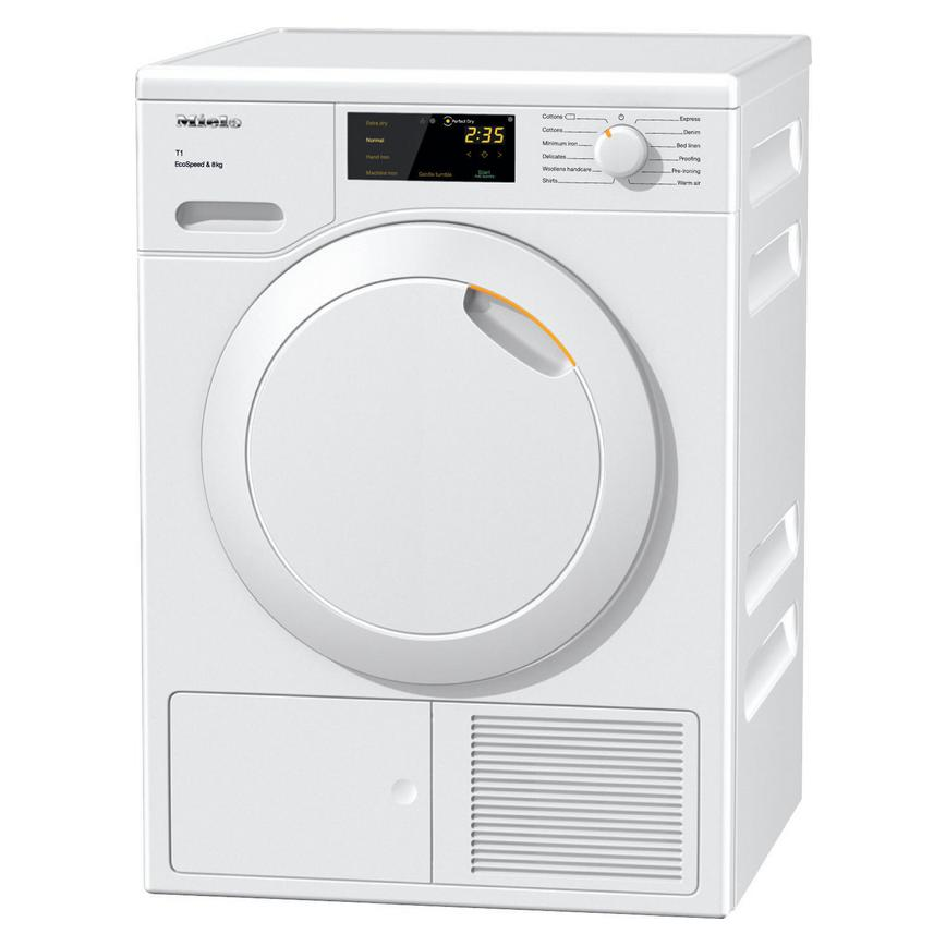 Miele 7kg Heat Pump Tumble dryer TCB140 WP