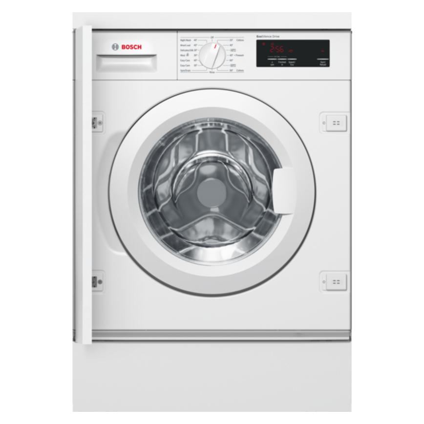 Bosch WIW28300GB Integrated 8Kg 1355rpm White Washing Machine