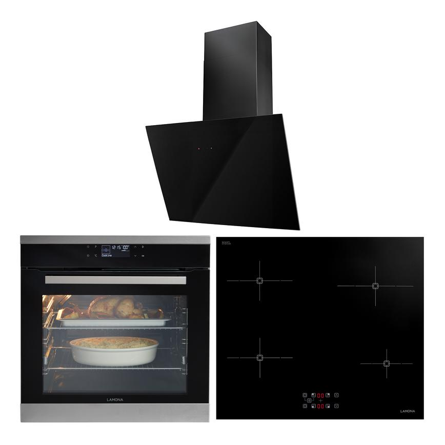 LMP9110 Oven Hob and Hood Cooking Package