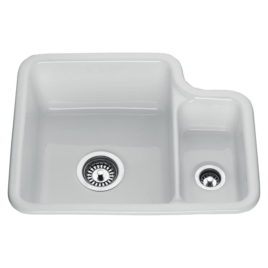 Ceramic Kitchen Sinks | Kitchen Sinks and Taps | Howdens
