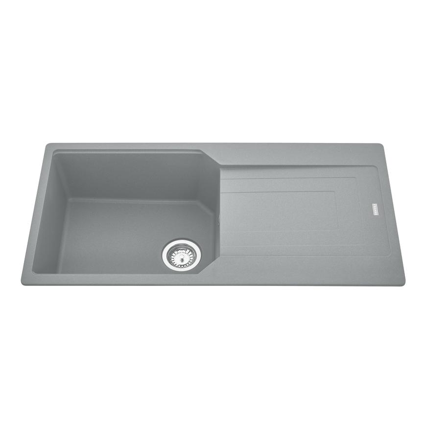 Franke Urban Single Bowl Granite Grey Kitchen Sink