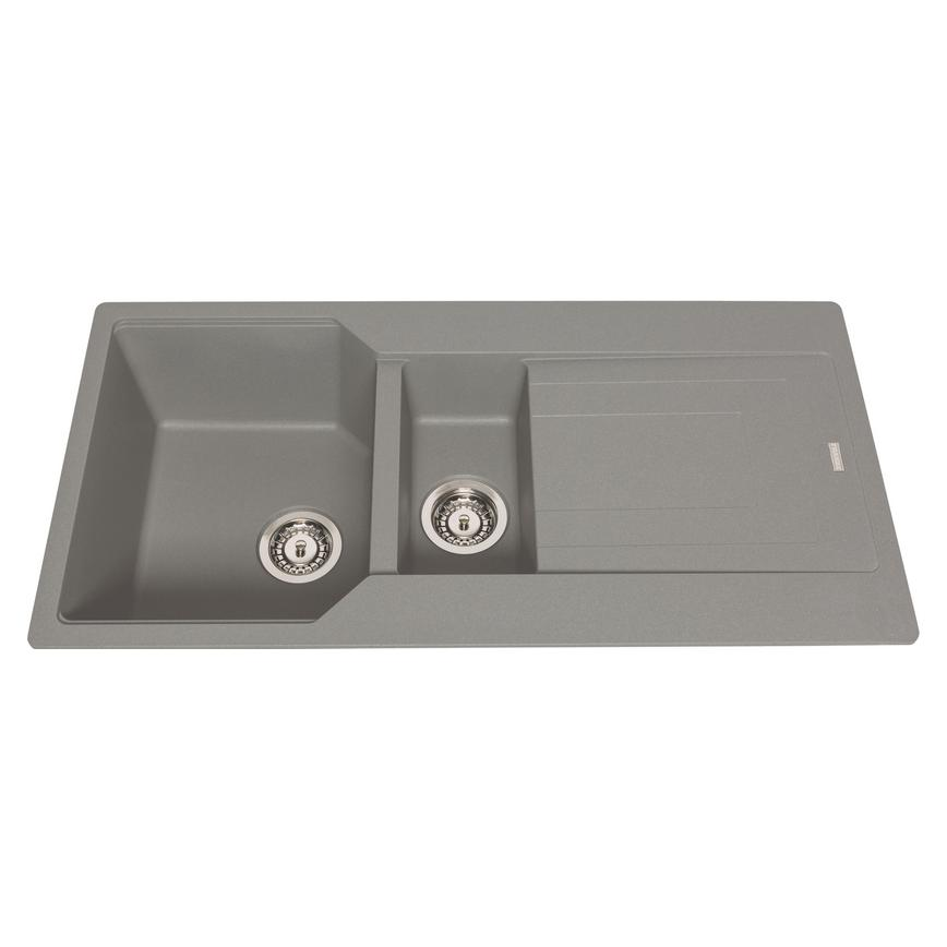 Franke Urban Stone Grey 1.5 Bowl Granite Sink