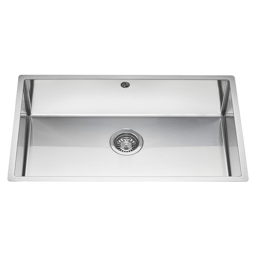 Lamona Easton XL Single Bowl Inset/Undermount Stainless Steel Kitchen Sink