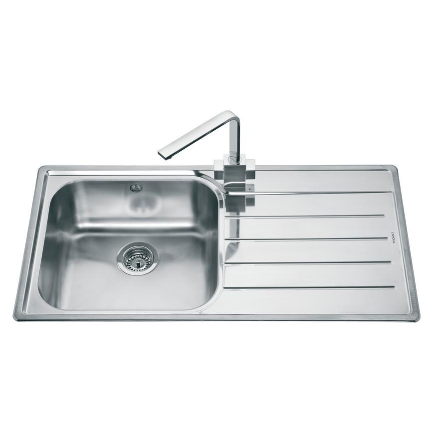 Kitchen Sinks | Ceramic & Stainless Steel Sinks | Howdens Joinery