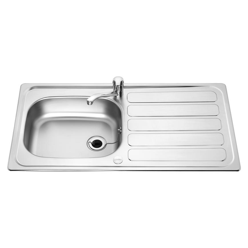 Lamona Drayton Shallow Single Bowl Sink