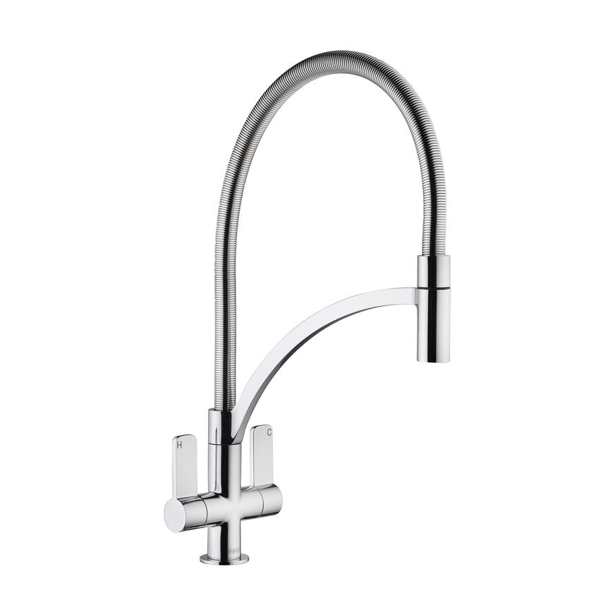 Franke Wave Chrome Mono Mixer Tap