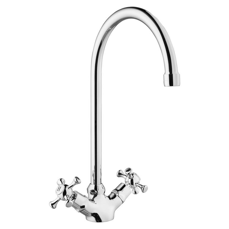 Lamona Traditional Chrome Mono Mixer Tap