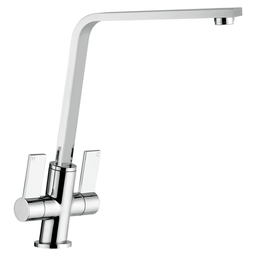 Lamona Enza Polished Chrome Mono Mixer Tap