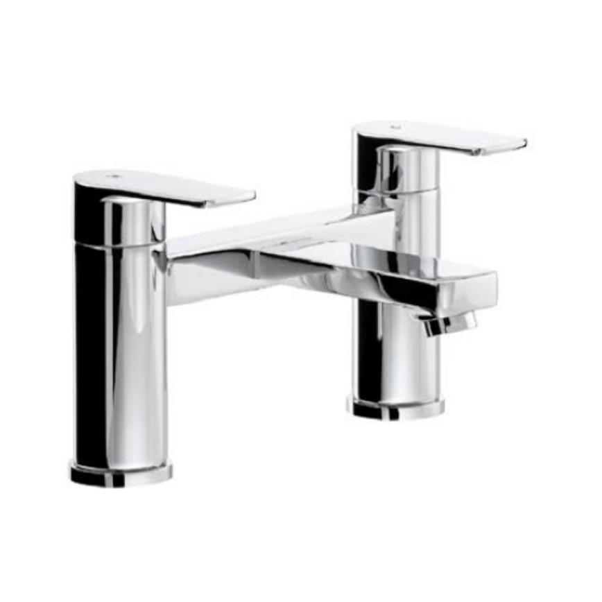 Lamona BTP1600 Contemporary Polished Chrome Mono Mixer Bath Tap