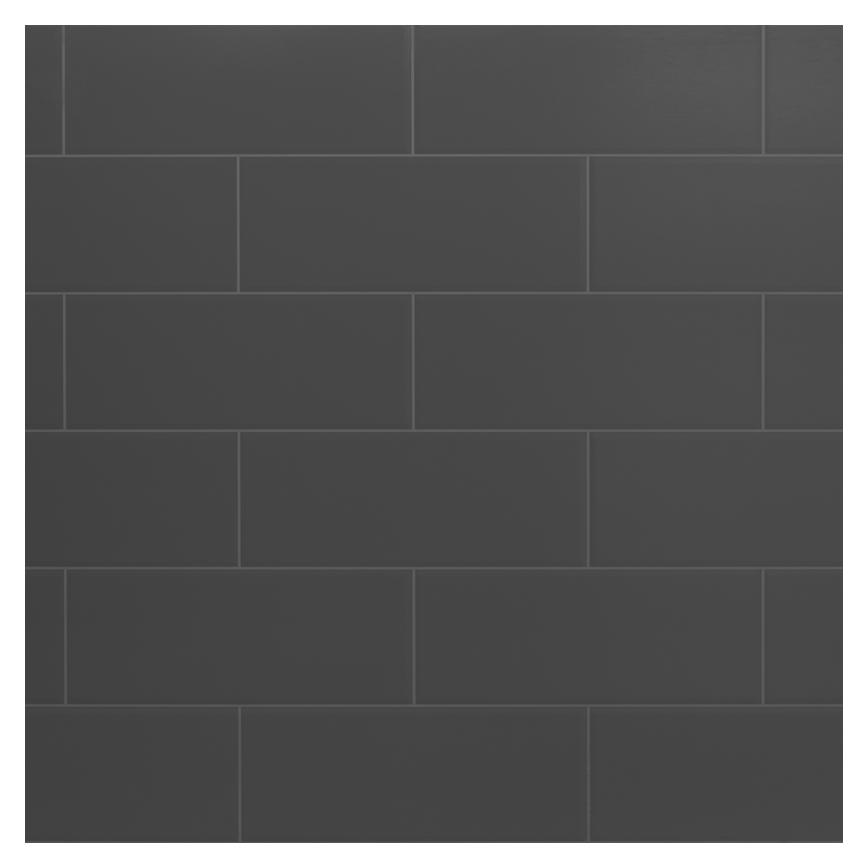 Anthracite Metro Tile Backboard