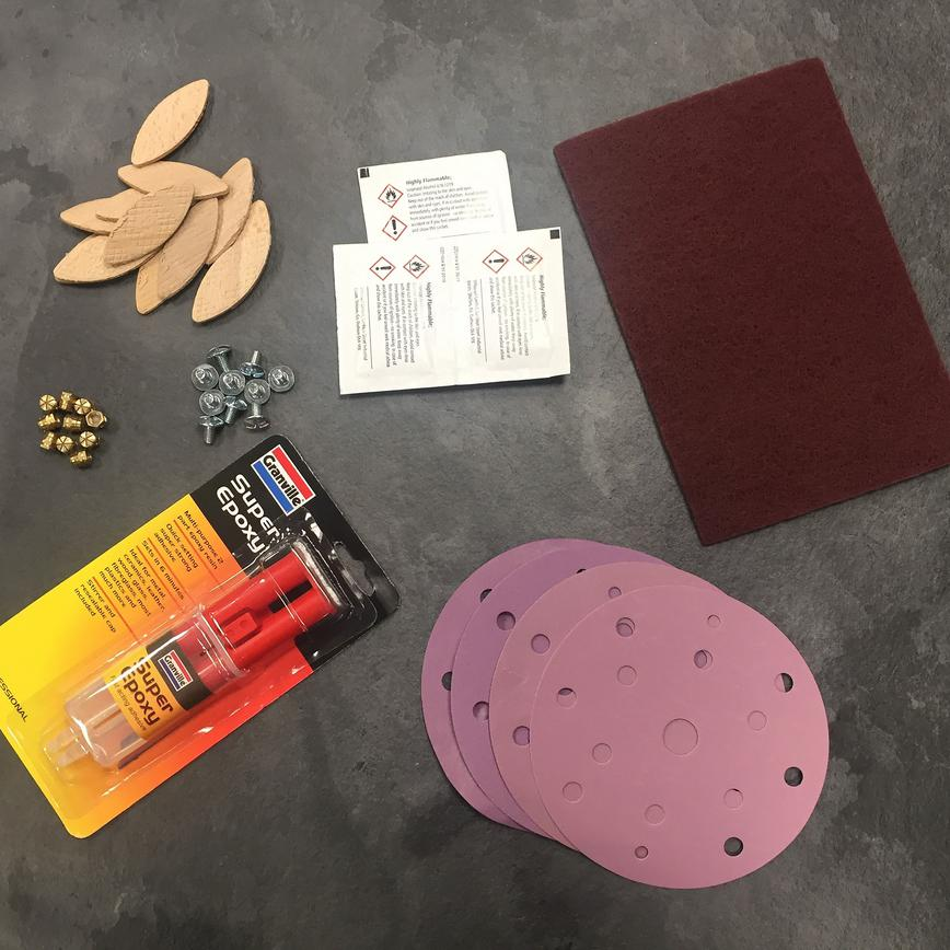 Laminate Worktop Fitting Pack