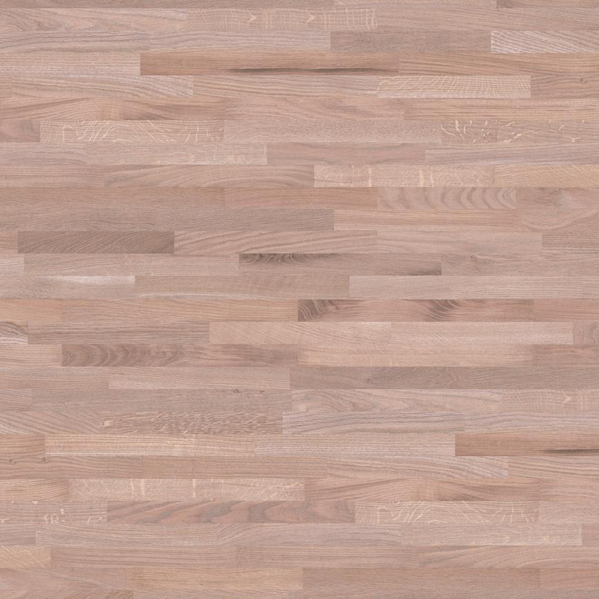 Authentic Oak Block Effect Laminate
