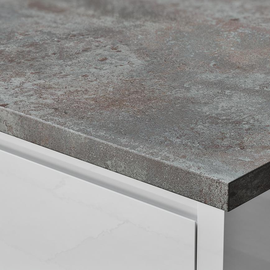Oxidised Metal Worktop