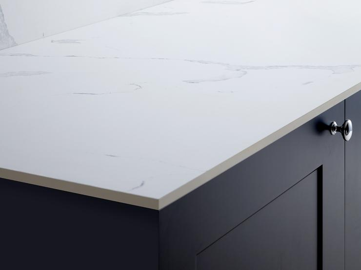 White Marble Compact Laminate
