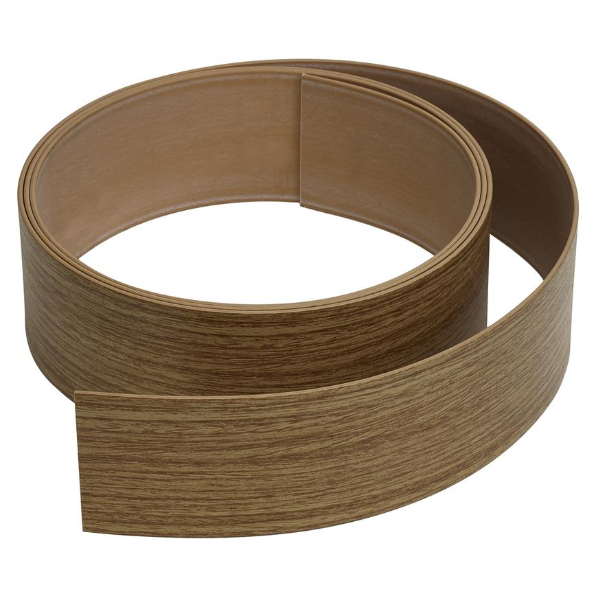 Oak Block 1.4m Edging Strip