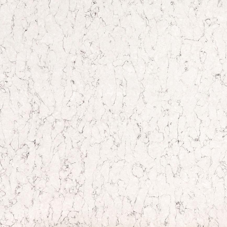 Silestone White Arabesque Marble Effect Quartz