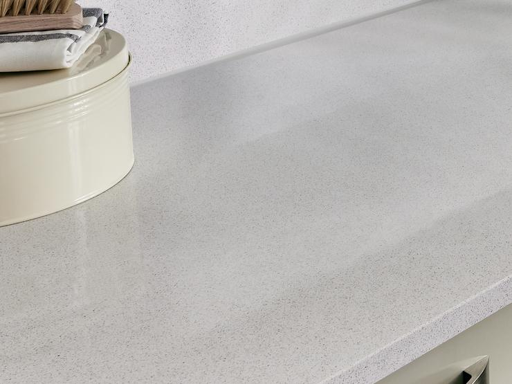 White Quartz Worktop