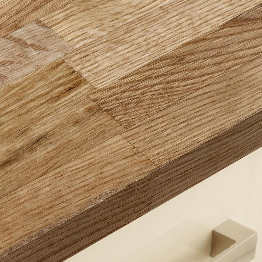 Rustic Oak Block 40mm