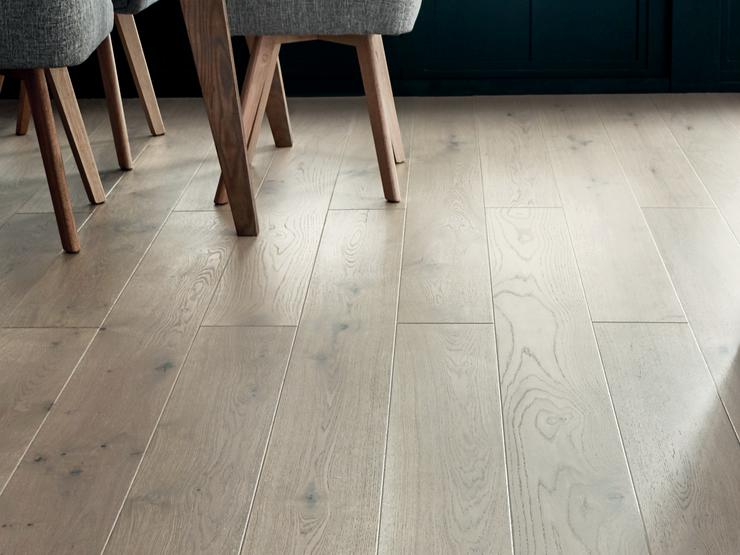Real Wood Light Grey Oak 180mm 2.77m/sq