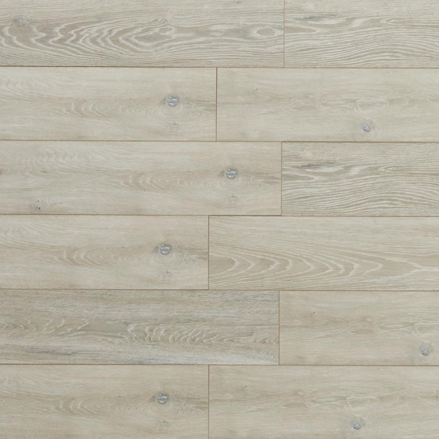 Howdens Fast Fit V Groove Light Oak Flooring