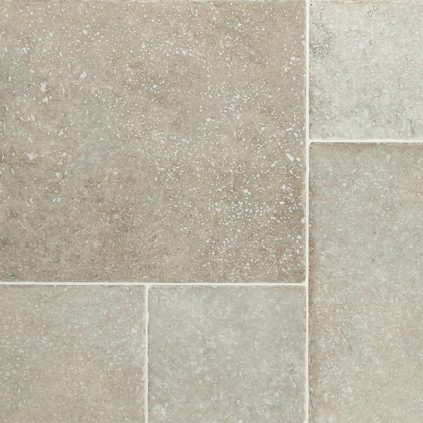 Howdens Professional Continuous Light Stone Tile