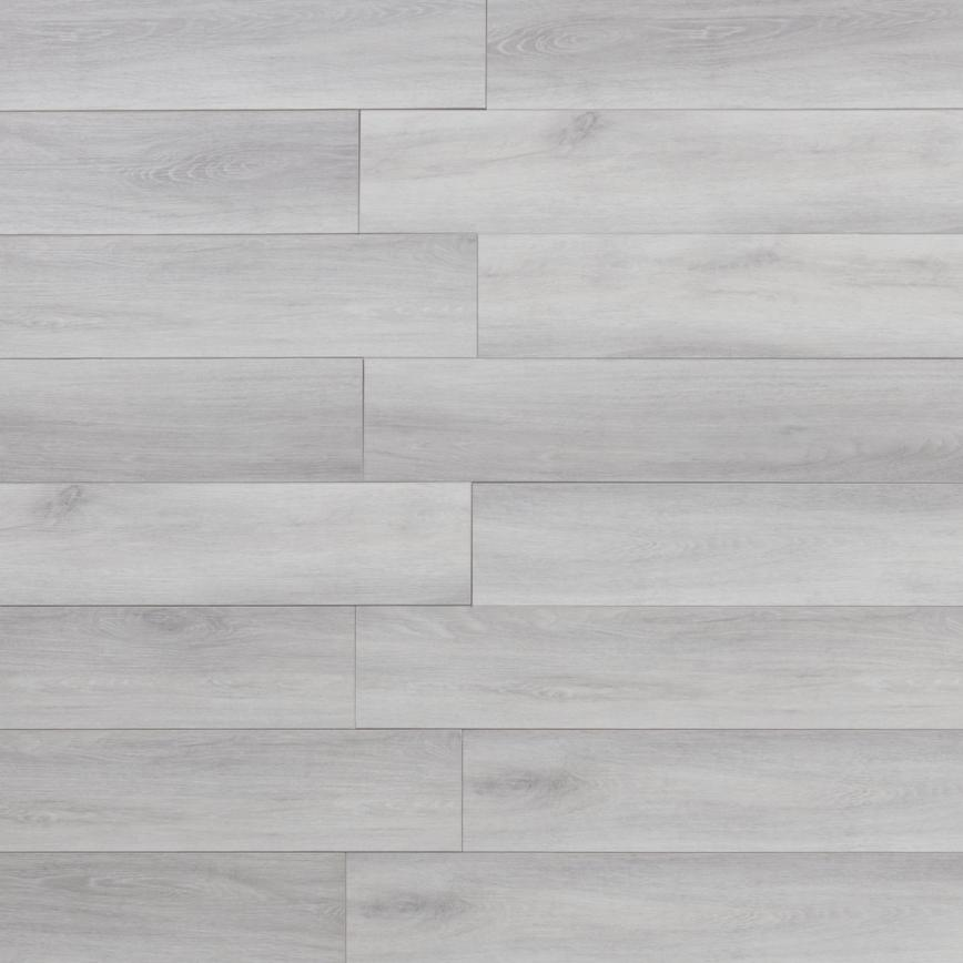 Howdens Rigid Luxury Silver Grey Vinyl Flooring