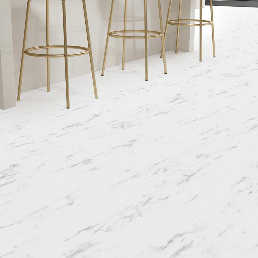 Quick Step Livyn Tile White And Grey