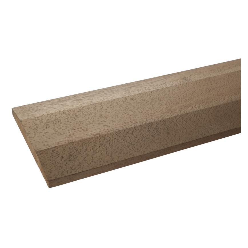 Chamfered Edge Threshold Strip