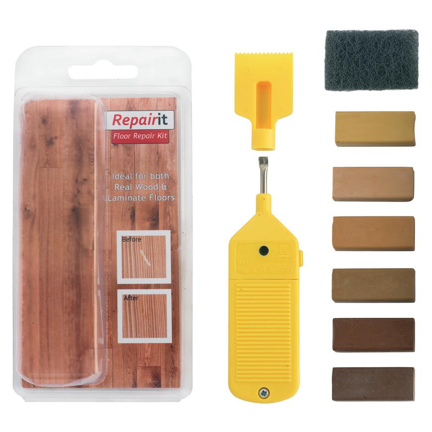 Wood Flooring Repair Kit