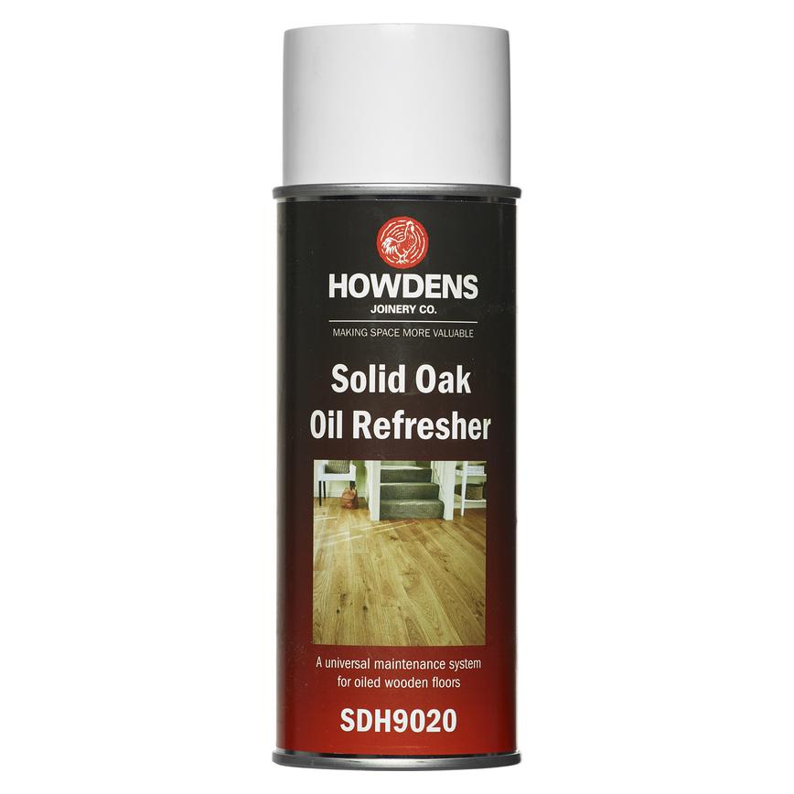 Solid Oak Refresher Oil