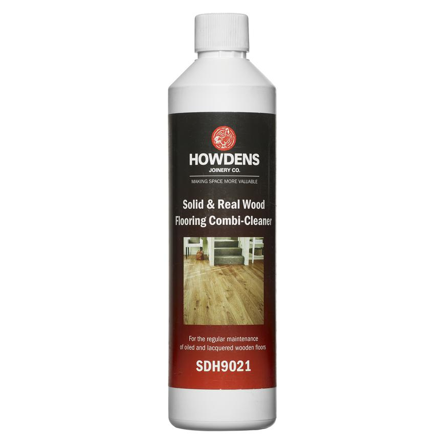 Solid & Real Wood Flooring Combi-Cleaner