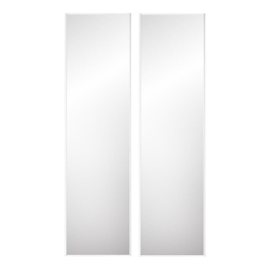 Budget_White_Wardrobe_Mirrored_Twinpack
