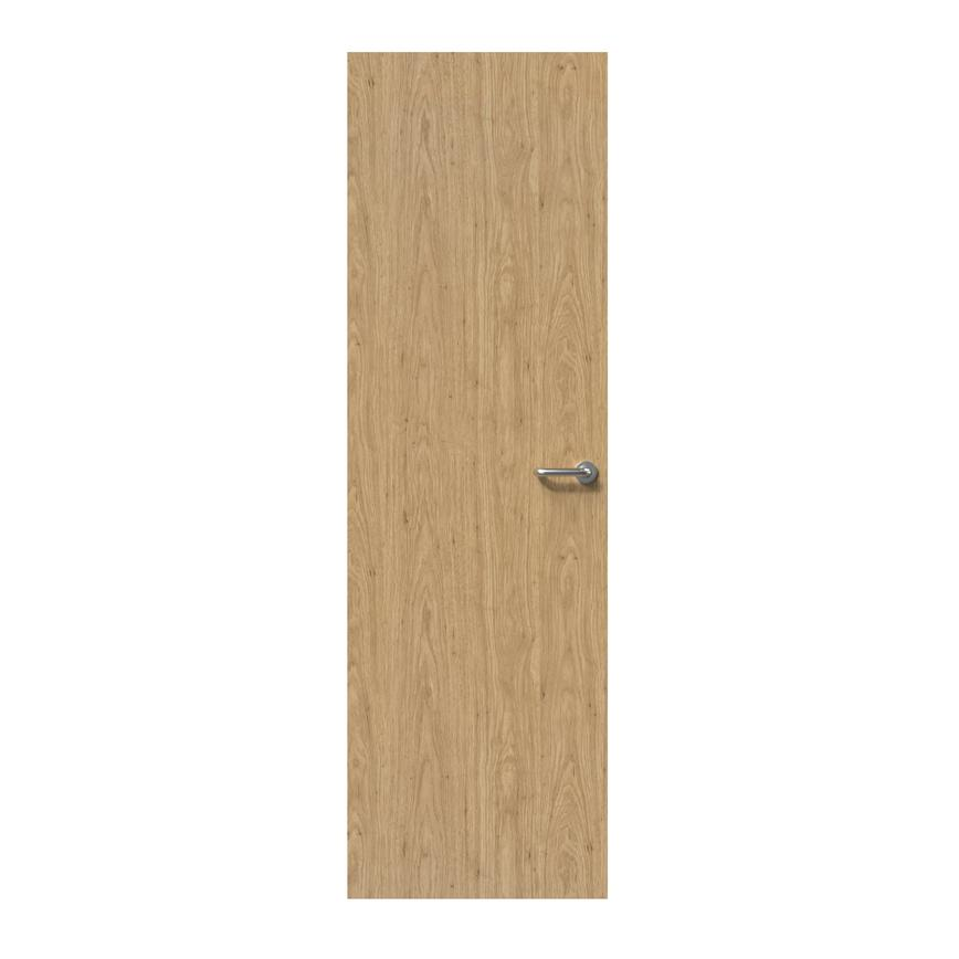 Howdens Llandow Oak Foil Flush Door