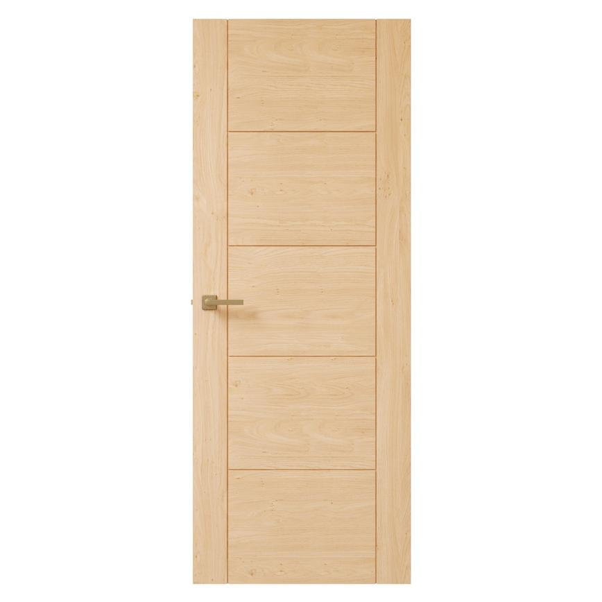 Image of the Daytona Oak door