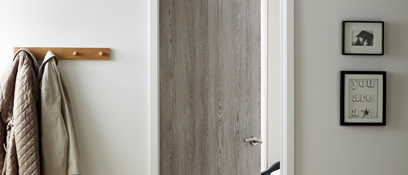 Light Grey Oak Foil