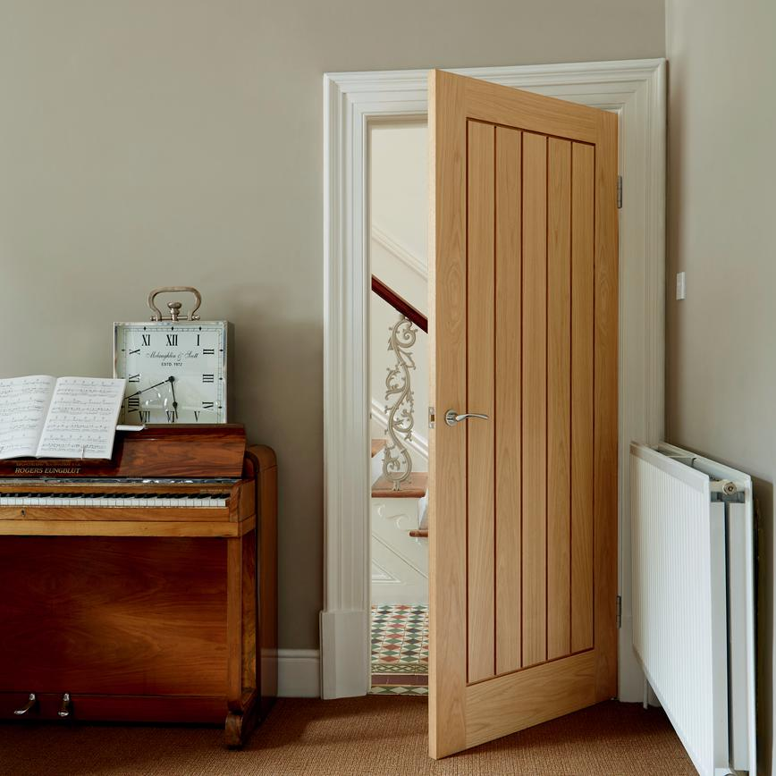 Wood Interior Doors Oak