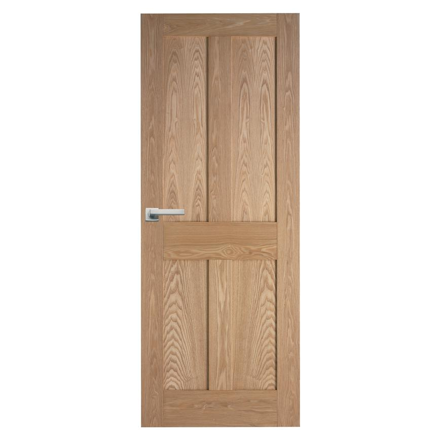 Burford 4 Panel Oak