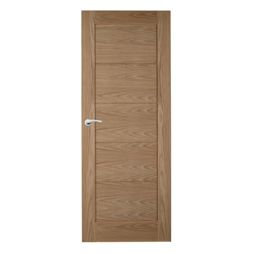 Howdens Westlock Oak Door