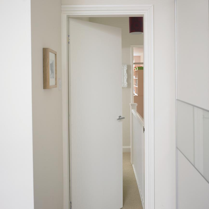 Plywood Lipped Flush Internal Door Howdens Joinery