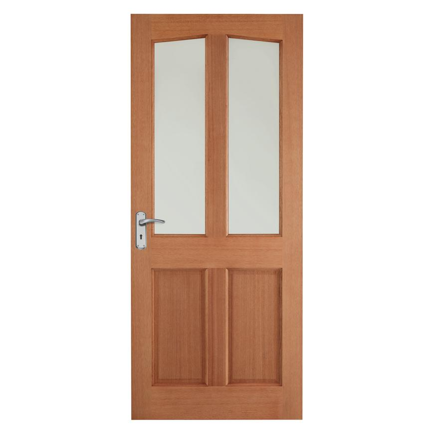 Howdens Richmond Glazed External Door