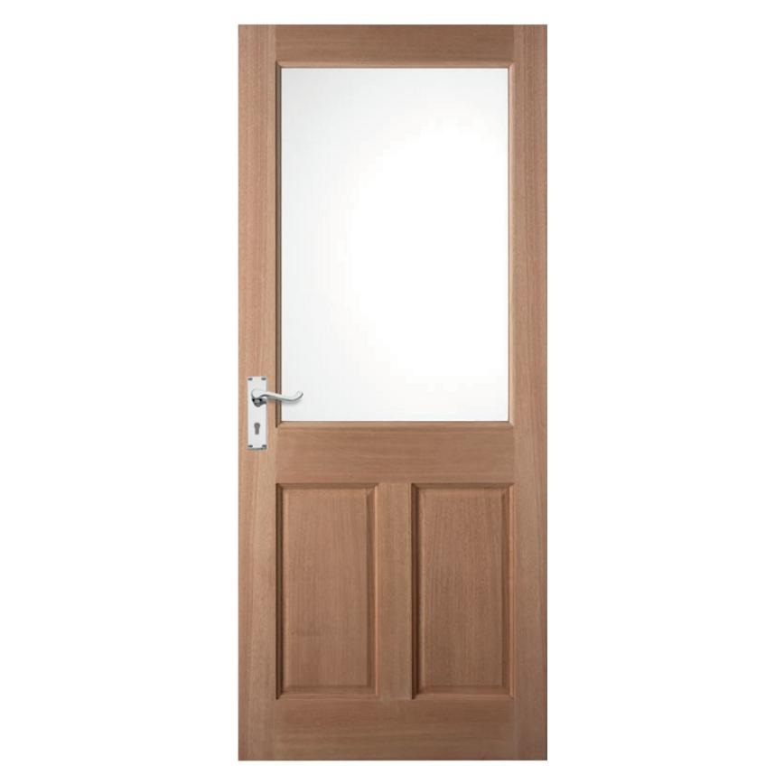 Howdens Mondello H2XG External Glazed Door