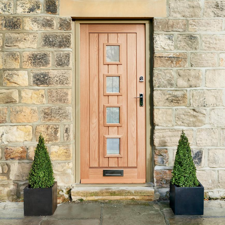 External doors exterior doors howdens joinery - Exterior doors that open to the outside ...