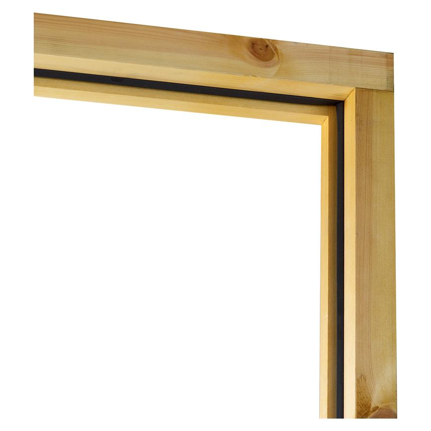 Howdens Softwood 78mm Outward Opening Door Frame