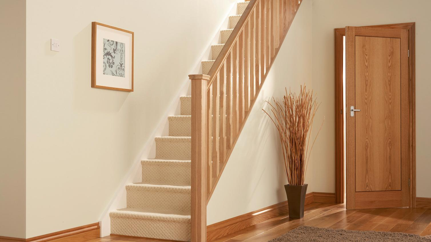 Product Type Spindles Stairs Banisters Newel Posts Howdens Joinery