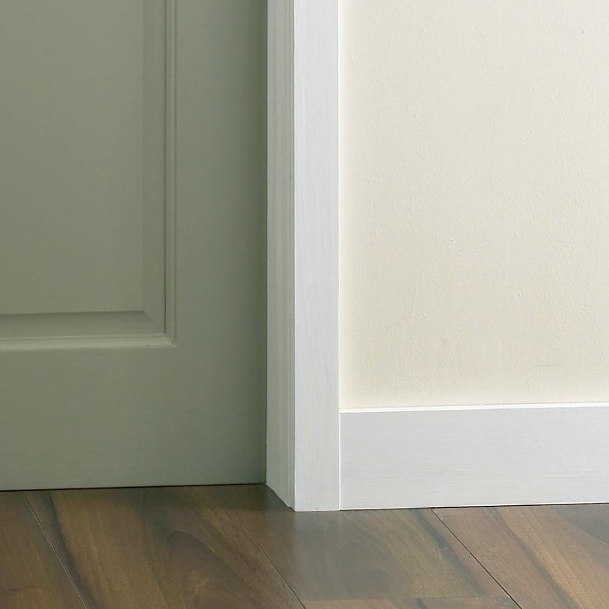 Primed Square Architrave & Skirting